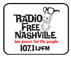 Radio Free Nashville logo