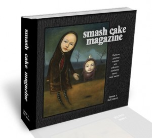 Smash Cake Magazine Issue 1 - 3D product shot