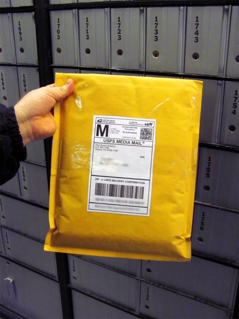 There's that bad boy. We do love sending you stuff!